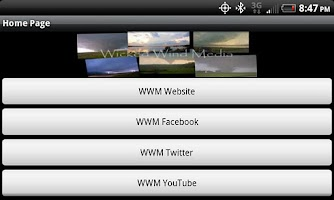 Screenshot of Wicked Wind Media