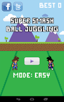 Screenshot of Super Smash Ball Juggling