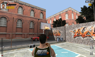 Screenshot of Real Basketball