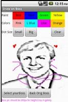 Screenshot of Draw On Boss Pro