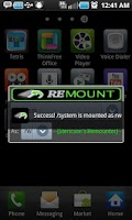 Screenshot of Remount - Donate