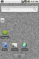 Screenshot of TV Static (Noise)