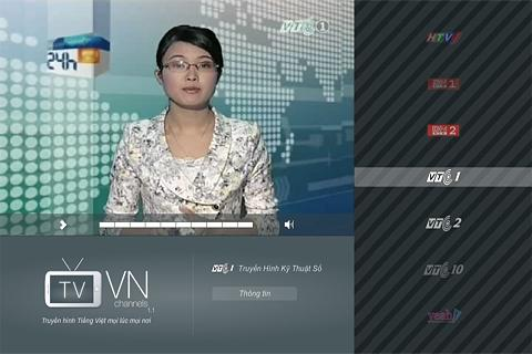 VN Channels for Tablet