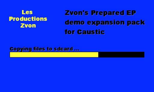 Prepared EP demo