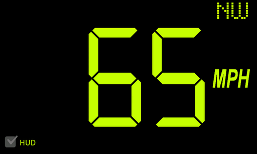 EB GPS Speedometer