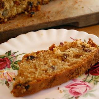 Sultanas Fruit Cake Recipes