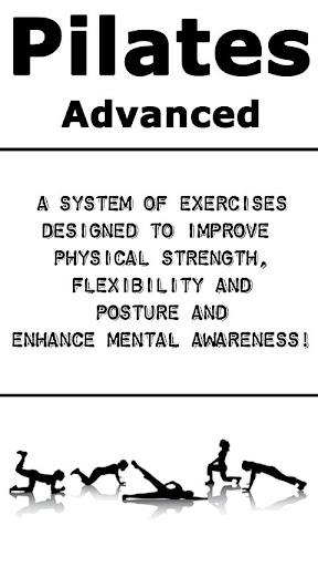 Advanced Pilates Videos