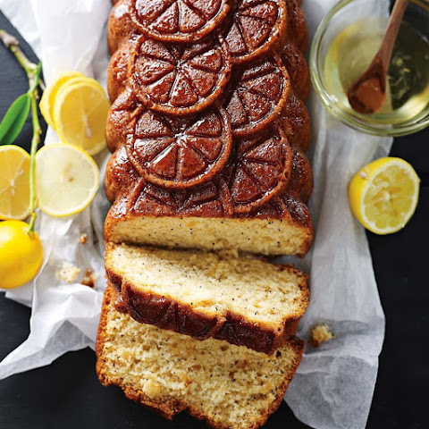 Meyer Lemon Poppy Seed Quick Bread
