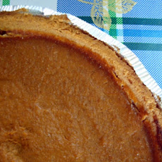 Dairy-Free Low-Fat Pumpkin Pie