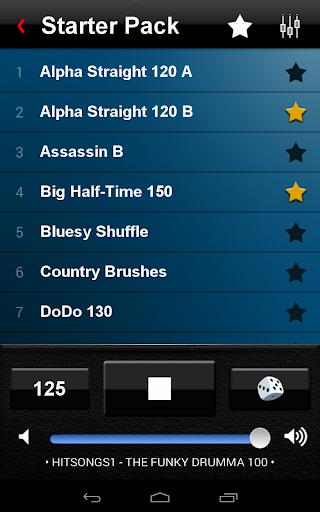 Drum Beats+ Rhythm Metronome - screenshot