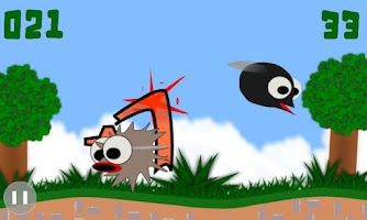 Screenshot of Smash fly