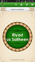 Screenshot of Riyad us Saliheen Free