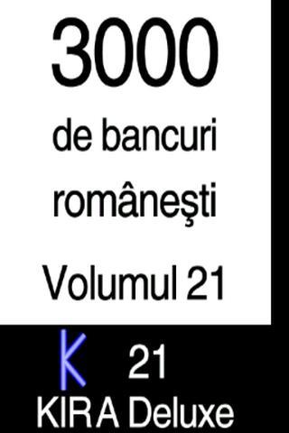 BANCURI 3000 - volumul 21