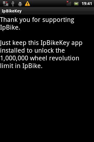 IpBikeKey