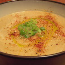 Spiced Indian Cauliflower Soup