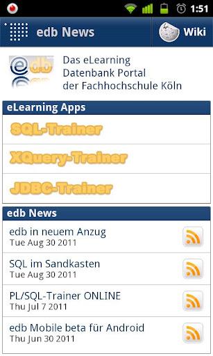 edb Mobile beta