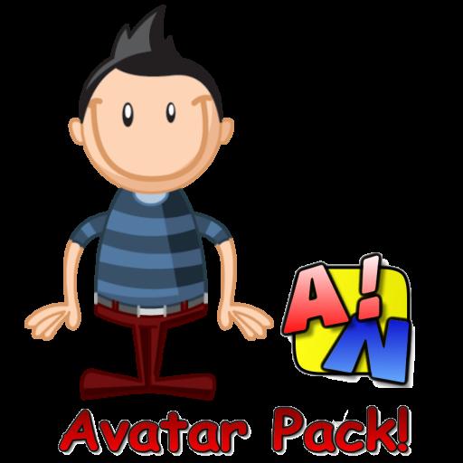 A!N Cartoon Avatars LOGO-APP點子