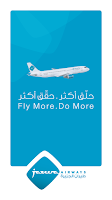 Screenshot of Jazeera Airways