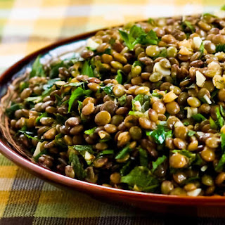 Warm Lentil Salad Recipes