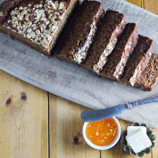 Oatmeal Stout Brown Bread