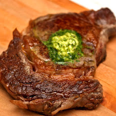 Dinner Tonight: Steak with Anchovy Butter