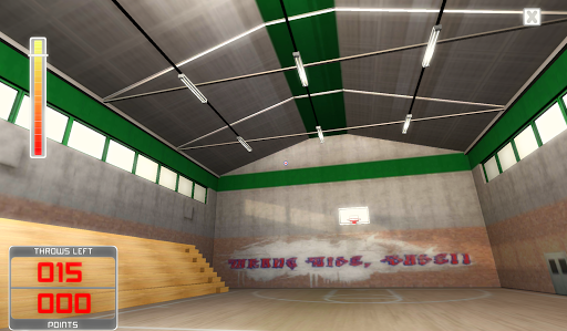 VR Basketball - screenshot