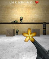 Screenshot of Tactical Strike 3D