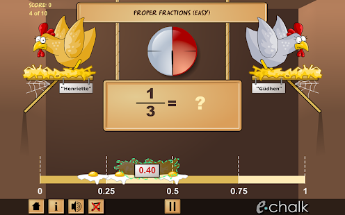 Chicken coop fractions (FULL) - screenshot