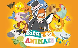 Screenshot of Bita e os Animais - Floresta