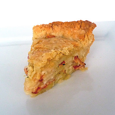 Potato-Bacon Torte