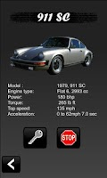 Screenshot of Vroom Car Engines App