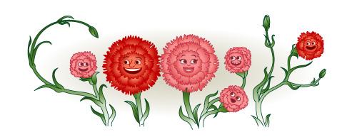 Google Doodle Parent's Day 2013