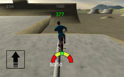 Game BMX Freestyle Extreme 3D