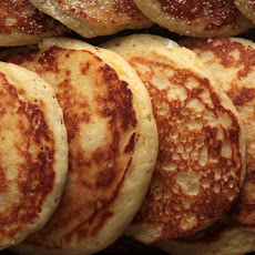 Lemon-Ricotta Pancakes Recipe