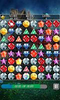 Screenshot of JeweLife - Match 3 Jewels
