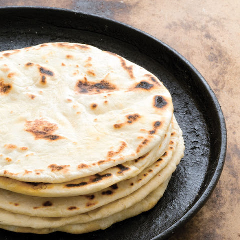 Flour Tortillas With Bacon Fat