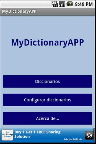 MyDictionaryAPP