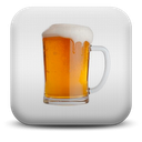 Beer + List, Ratings & Reviews mobile app icon