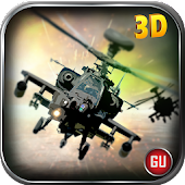 Download Android Game Navy Helicopter Gunship War 3D for Samsung