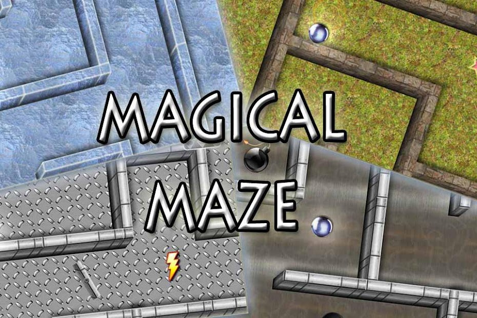 Magic maze instructions