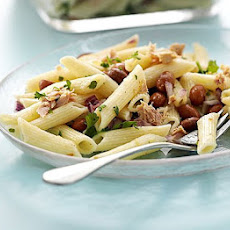 Speedy Tuna Pasta Salad
