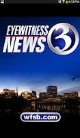 Screenshot of WFSB 3