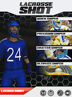 Screenshot of Lacrosse Shot