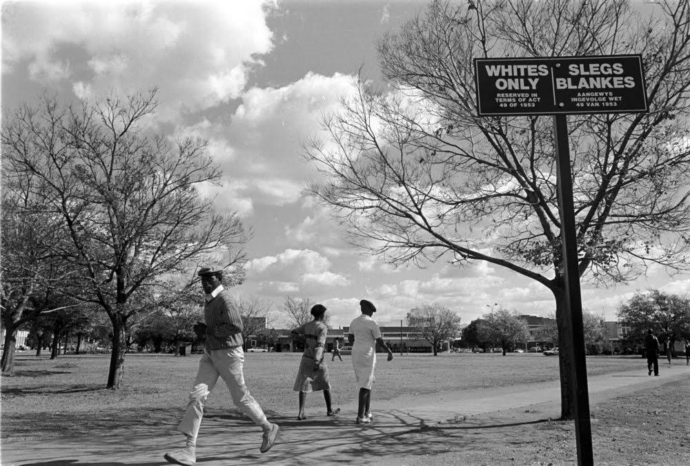 Il parco di Boksburg, Johannesburg