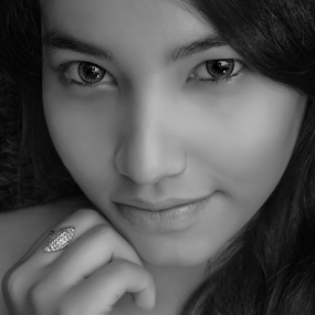 by Abdy Photoworks - Black & White Portraits & People