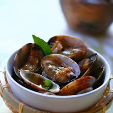Kam Heong Clams (Golden Fragrant Clams)