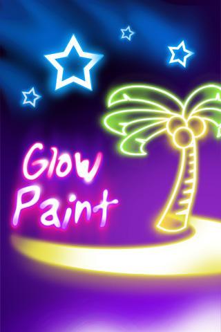 夜光塗料 Glow Paint