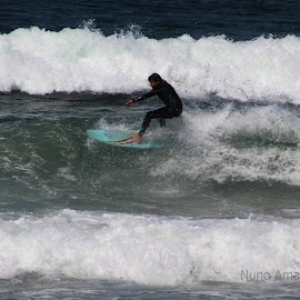@Paredao Salgueiros.Shinshan in the house!!! ahah by Nuno Photos - Sports & Fitness Surfing
