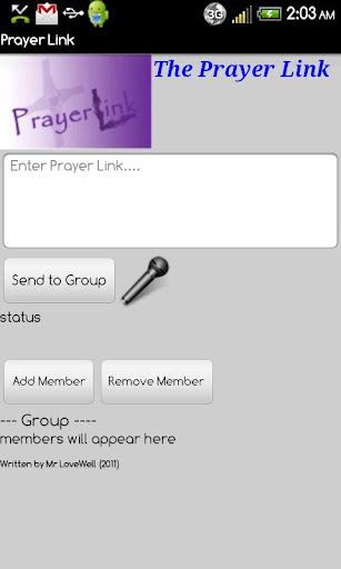 The Prayer Link