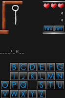 Screenshot of Internet Hangman